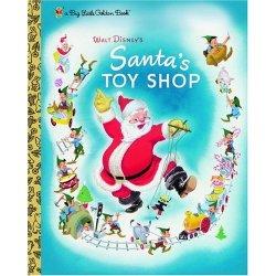画像1: 【サンタクロースのおもちゃ屋さん◎ディズニー英語絵本】クリスマスに◎